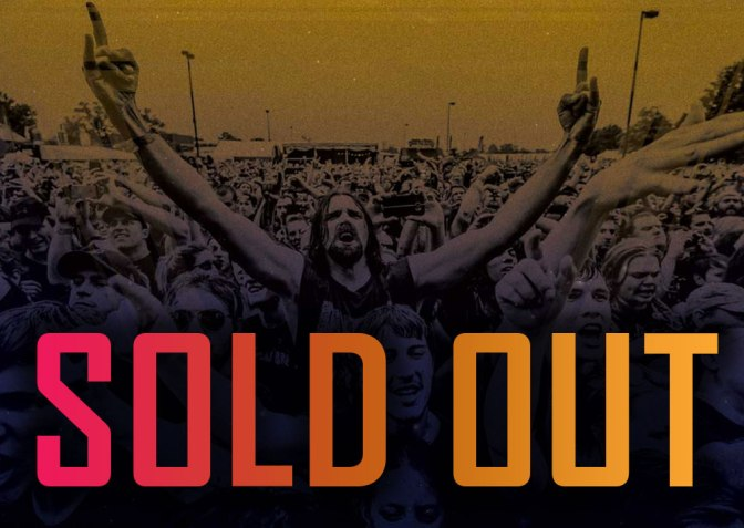 Rock on the Range Sells Out!!