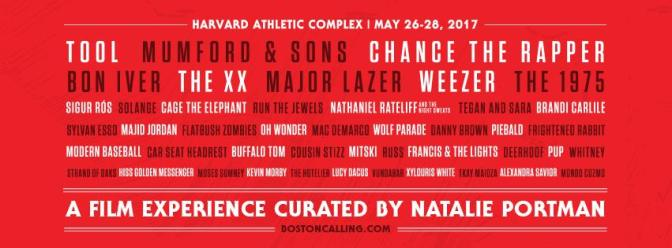 Boston Calling Line-Up Announced