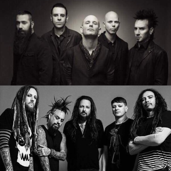Korn and Stone Sour Announce Summer Tour!