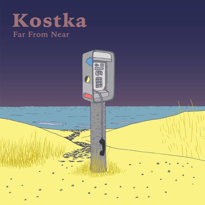 Kostka Releases EP Titled 'Far From Near'